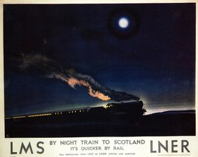 LMS / LNER – Night Train to Scotland