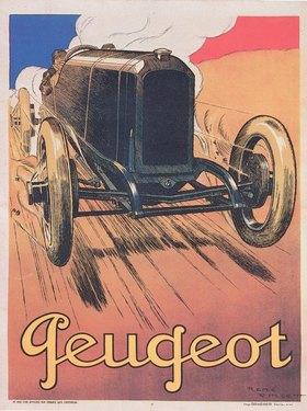 René Vincent: Peugeot