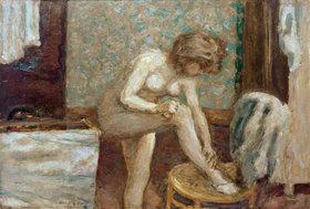 Pierre Bonnard: Dans le cabinet de toilette