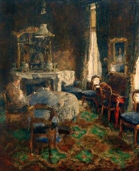 James Ensor: Der bürgerliche Salon