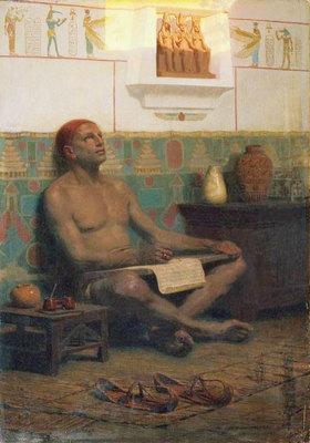 Stepan Wladislawowitsch Bakalowitsch: Der königliche Schreiber Rahotep