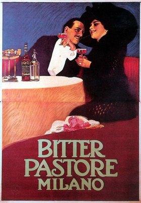 BITTER PASTORE. MILANO