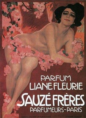 Parfum Liane Fleure