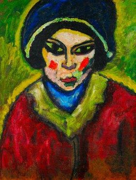 Alexej von Jawlensky: Mutter des Nikita