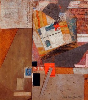 Kurt Schwitters: Y.M.C.A. Official Flag Thank You