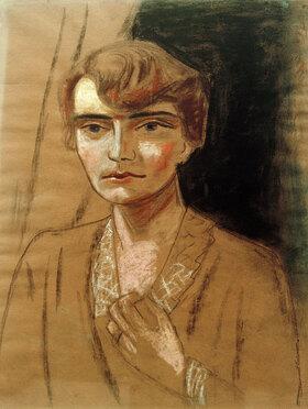 Max Beckmann: Portrait Nayla