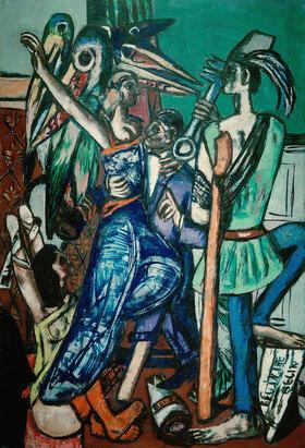 Max Beckmann: Begin the Beguine