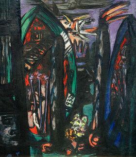 Max Beckmann: Hotel de l'Ambre