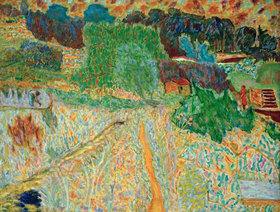 Pierre Bonnard: Grosse Landschaft im Midi - Le Cannet