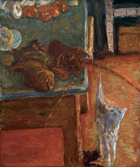 Pierre Bonnard: La Bouillabaisse