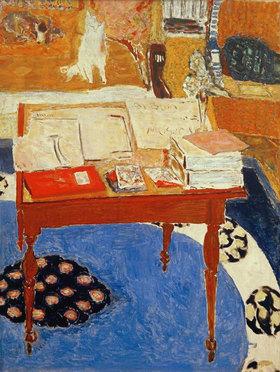 Pierre Bonnard: Der Arbeitstisch
