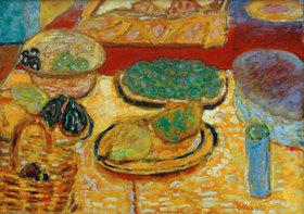 Pierre Bonnard: Das Dessert