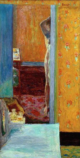 Pierre Bonnard: Nu dans un intérieur