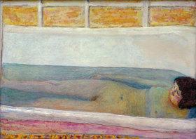 Pierre Bonnard: Die Badewanne