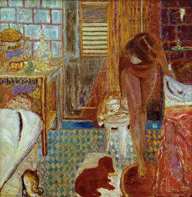 Pierre Bonnard: Le Cabinet de toilette
