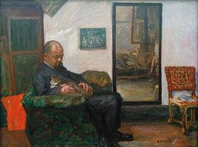Pierre Bonnard: Portrait von Ambroise Vollard