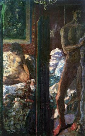 Pierre Bonnard: Mann und Frau