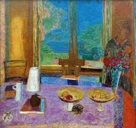 Pierre Bonnard: Grosses Esszimmer zum Garten