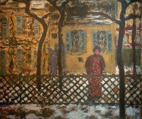 Pierre Bonnard: Derrière la grille