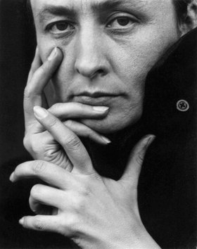 Alfred Stieglitz: Georgia O'Keeffe, amerikanische Malerin
