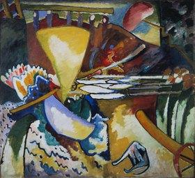 Wassily Kandinsky: Improvisation II