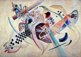 Wassily Kandinsky: Komposition Nr. 224 (Auf Weiss);