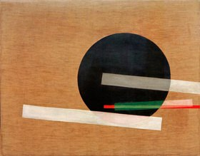 László Moholy-Nagy: Komposition A