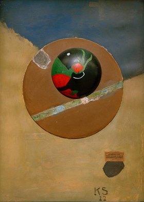 Kurt Schwitters: Merzbild 49 A Galerie von Garvens
