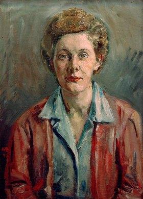 Kurt Schwitters: Portrait einer Dame
