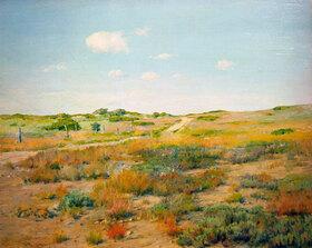 William Merrit Chase: Shinnecock Hills