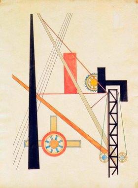 László Moholy-Nagy: Die Rampe