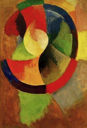 Robert Delaunay: Kreisformen, Sonne Nr