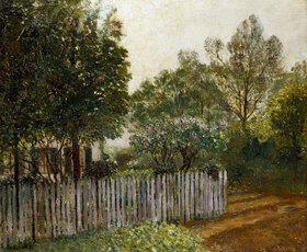 Gustave Caillebotte: La maison dans les arbres