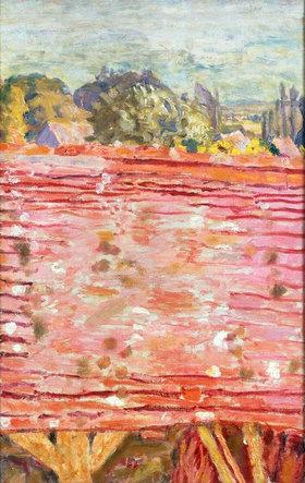 Pierre Bonnard: Das rote Dach