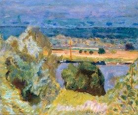 Pierre Bonnard: Die Seine bei Vernon