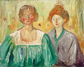 Edvard Munch: Die Geschwister Meisner