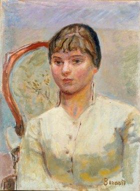 Pierre Bonnard: Jeune Femme au Fauteuil