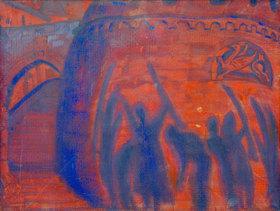 Nikolai Konstantinow Roerich: Schatten