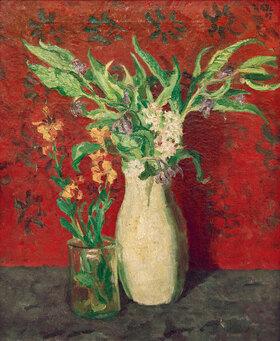Max Beckmann: Sumpfblumen