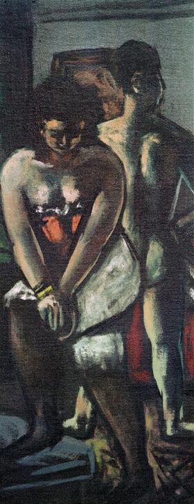 Max Beckmann: Kleine Morgentoilette