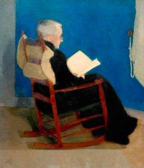 Helene Schjerfbeck: Meine Mutter