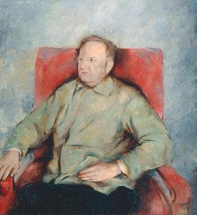 Pjotr Wladimirowitsch Wiljams: Portrait von Wassili Iwanowitsch Katschalow