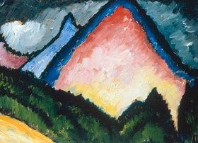 Alexej von Jawlensky: Berggipfel