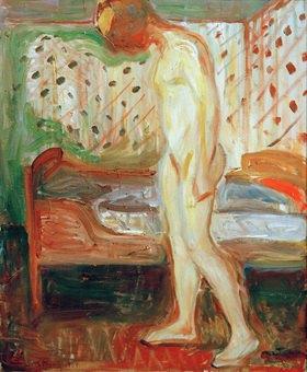 Edvard Munch: Das weinende Mädchen