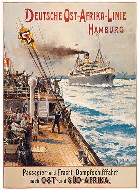Deutsche Ost-Afrika-Linie Hamburg