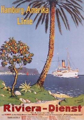Hamburg-Amerika Linie – Riviera