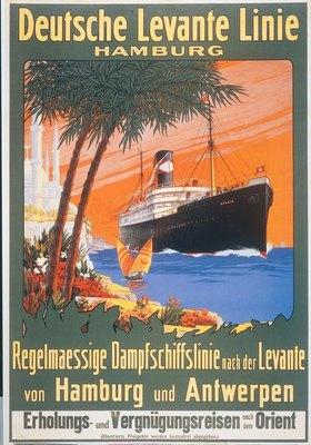 Anonym: Deutsche Levante-Linie Hamburg