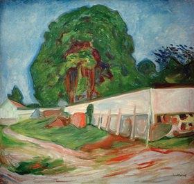 Edvard Munch: Sommernacht in Aasgaardstrand