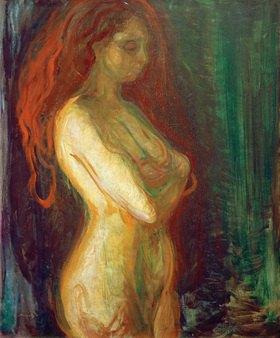 Edvard Munch: Aktstudie