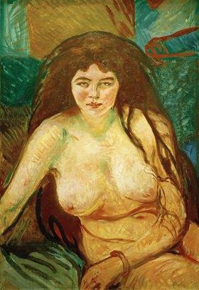 Edvard Munch: Das Biest